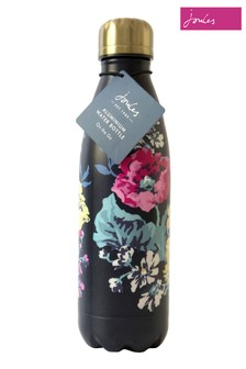 Joules Floral Water Bottle
