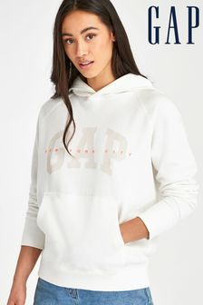 Gap White Hoody