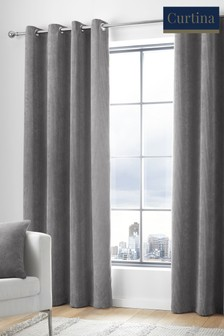 Curtina Cord Eyelet Curtains