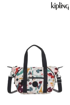 Kipling Multi Art Mini Rich Handbag