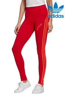 adidas Originals Split Trefoil High Waisted Leggings