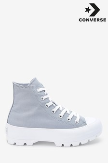 Converse Chuck Taylor All Star Lugged High Trainers