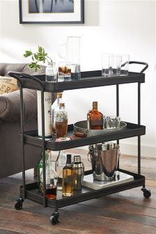 Drinks Trolley By Be Pure