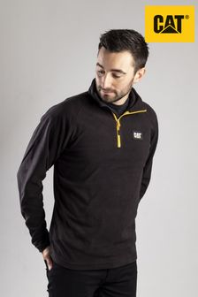 CAT® Black Concord Fleece Pullover Fleece