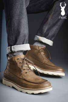 EVA Sole Apron Boots