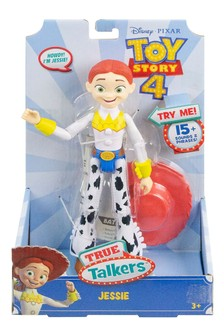 Toy Story 4 True Talkers Jessie Figure
