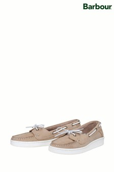 Barbour® Miranda Leather Lace Loafers