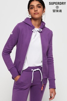 Superdry LA Athletic Zip Hoody