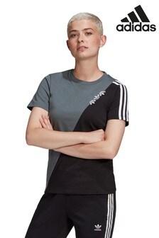 adidas Originals Regular Split T-Shirt