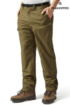 Craghoppers Green Classic Kiwi Trousers