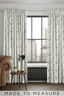 Fern Green Ellis Made To Measure Curtains