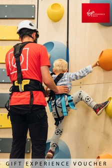 Indoor Adventure Climb At Adventure Parc Snowdonia Gift Experience by Virgin Experience Days