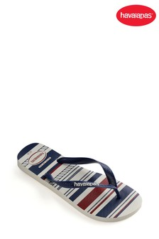 Havaianas® Mens Top Nautical Flip Flops