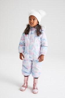 Unicorn Midweight Shower Resistant Snowsuit (3mths-7yrs)