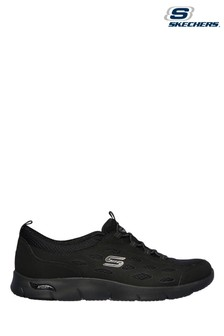 Skechers® Black Arch Fit Refine Trainers