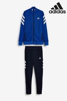 adidas Blue/Black XFG Tracksuit