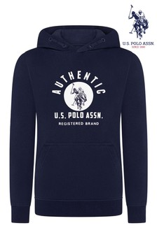 U.S. Polo Assn. Chest Print Hoody