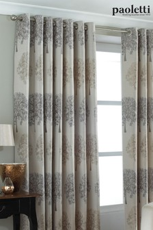 Riva Paoletti Oakdale Eyelet Curtains