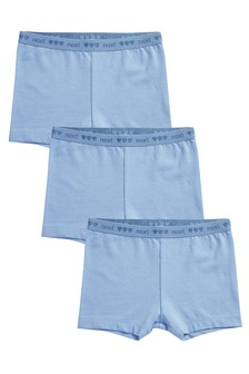 3 Pack Modesty Shorts (2-16yrs)