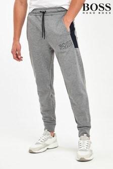 BOSS Grey Contemporary Joggers