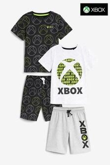 2 Pack Short Pyjamas (5-16yrs)