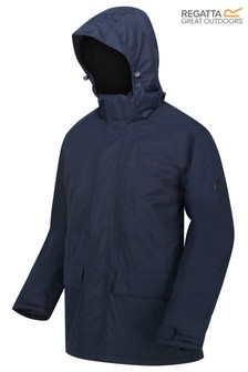 Regatta Blue Penryn Waterproof Jacket