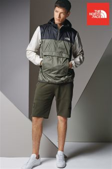 The North Face® Taupe Green Zip Pocket Light Short