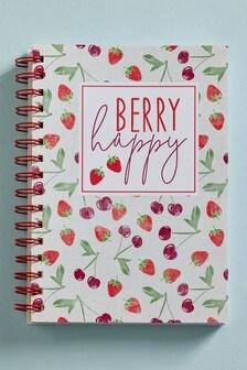 Fruity A5 Notebook