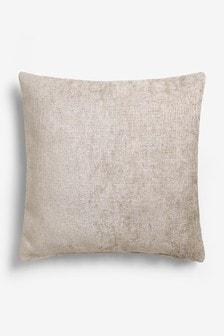 Heavyweight Chenille Square Cushion