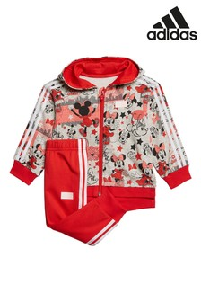 adidas Infant Minnie Mouse Tracksuit