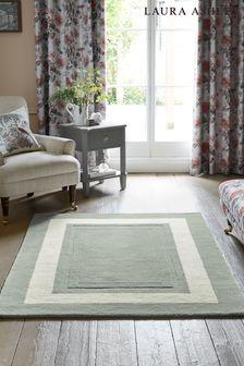 Green/Grey Lewes Rug