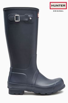 Hunter Original Hohe Gummistiefel in Matt