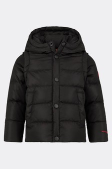 Baby Black Hasan Jacket