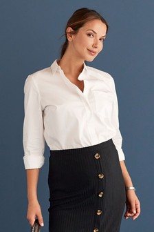Maternity Button Through Shirt