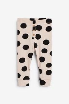 Organic Cotton Leggings (3mths-7yrs)