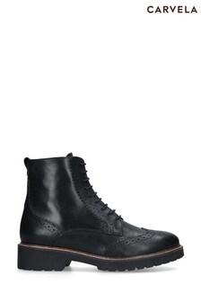 Carvela Black Snail Boots