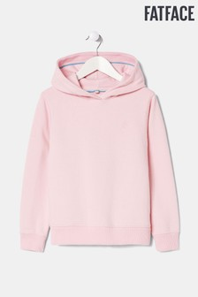 FatFace Pink Sunglasses Popover Hoody