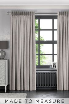 Leta Wicker Natural Made To Measure Curtains