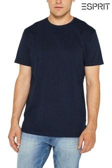 Esprit Navy Jersey T-Shirt
