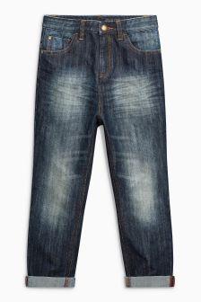 Five Pocket Loose Fit Jeans (3-16yrs)