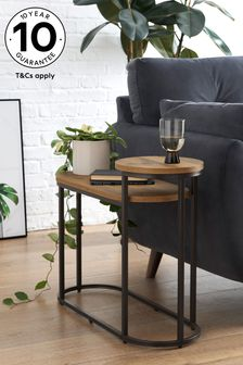 Bronx Tiered Side Table
