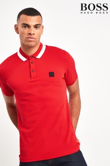 BOSS Red Pase Poloshirt