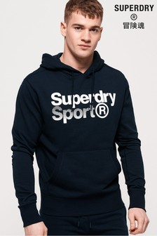 Superdry Core Sport Overhead Hoody