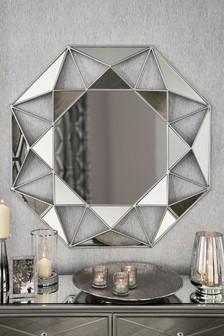 Wall Mounted Mirrors Wall Hanging Mirrors Next Uk