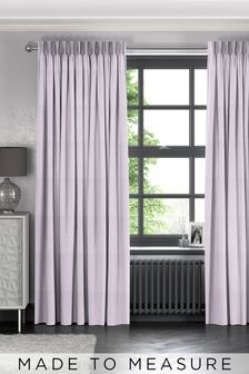 Leta Candyfloss Pink Made To Measure Curtains