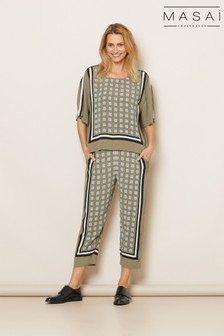 Masai Green Petrina Trousers