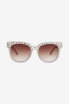 Sparkle Frame Sunglasses