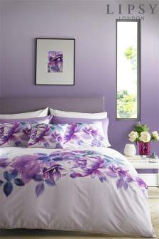 Lipsy Translucent Bloom Bed Set
