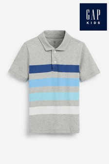 Gap Striped Polo Shirt