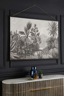 Tropical Wall Hanging Mural